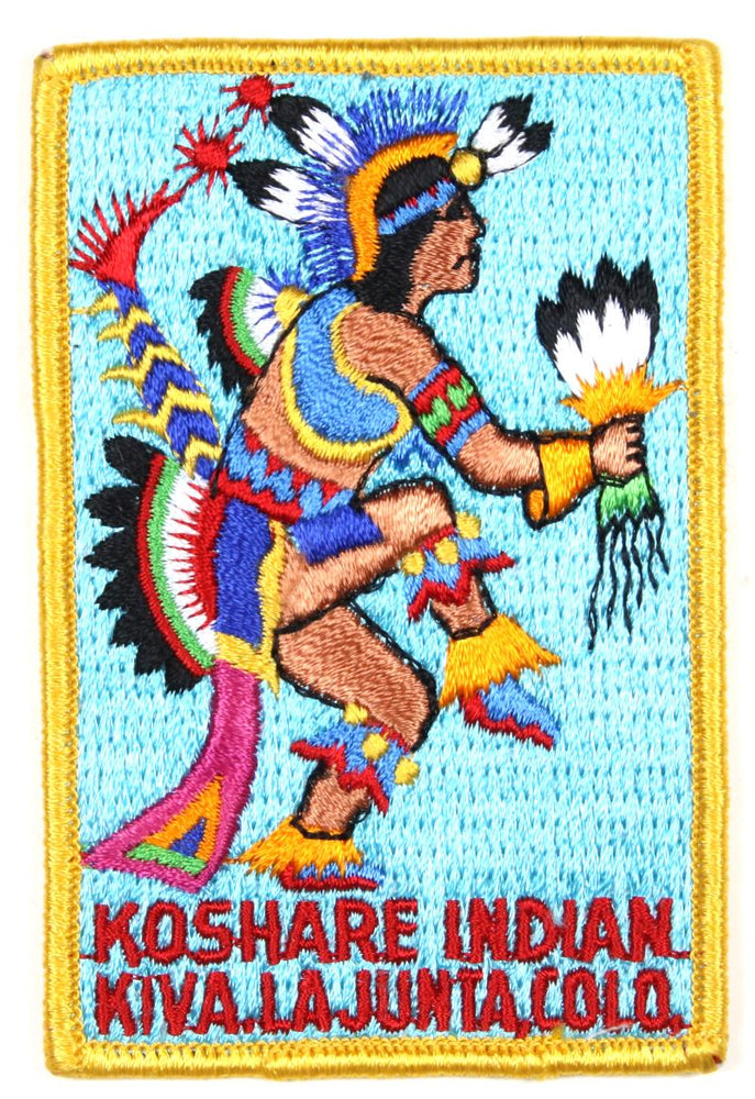 Koshare Indian Patch