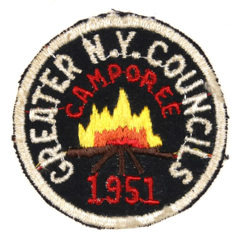 Greater New York Councils 1951 Camporee