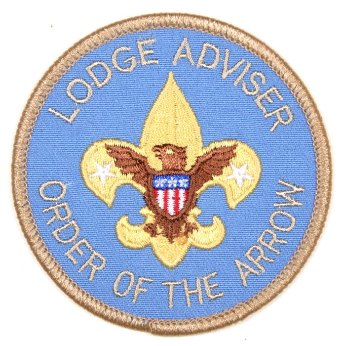 Lodge Adviser Patch