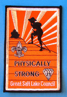 GSLC Physically Strong Patch