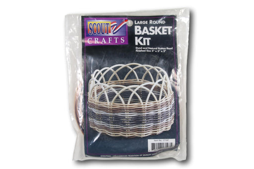 "5"" Round Basket Kit"