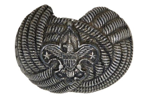 Boy Scout Neckerchief Slide 1940s