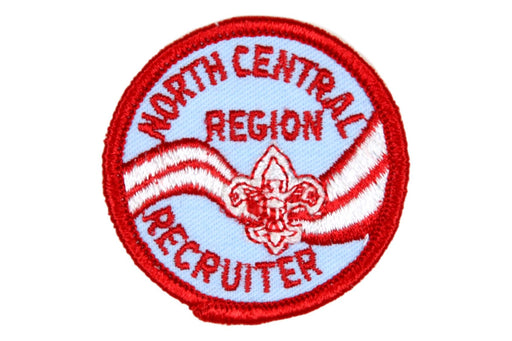 Recruiter Patch North Central Region