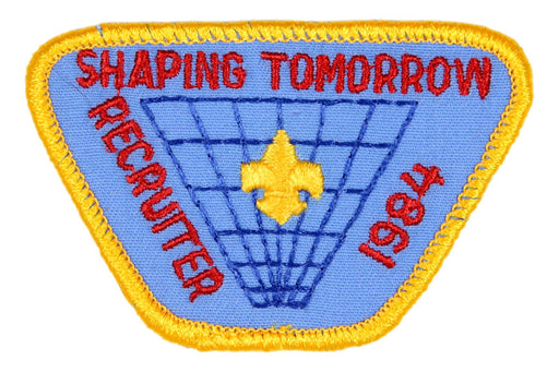 Recruiter Patch 1984