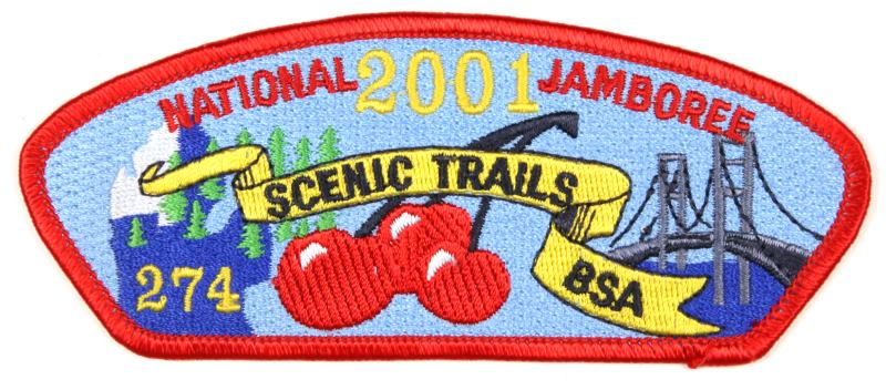 Scenic Trails JSP 2001 NJ