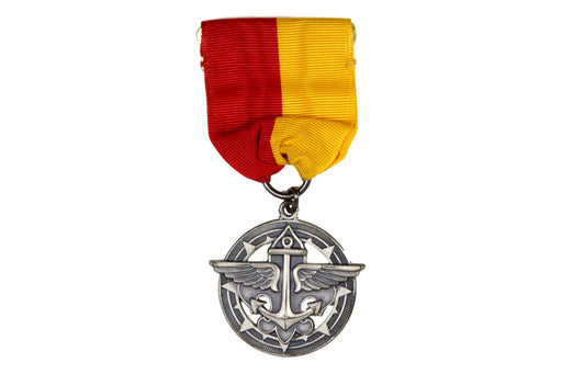 Silver Award Medal Type 1
