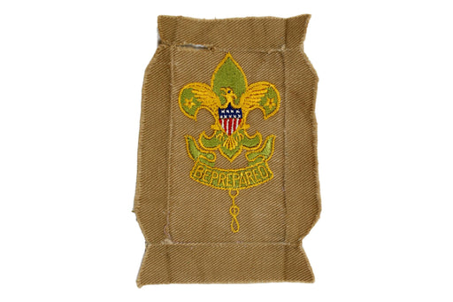 Assistant Scoutmaster Patch 1930s