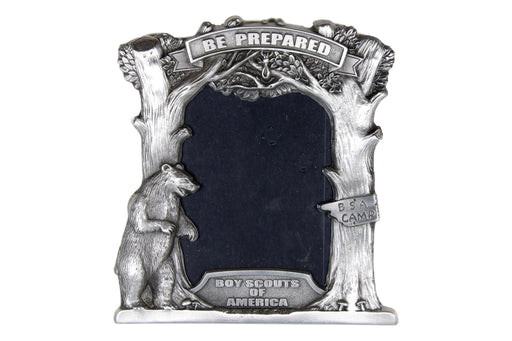 BSA Be Prepared Picture Frame
