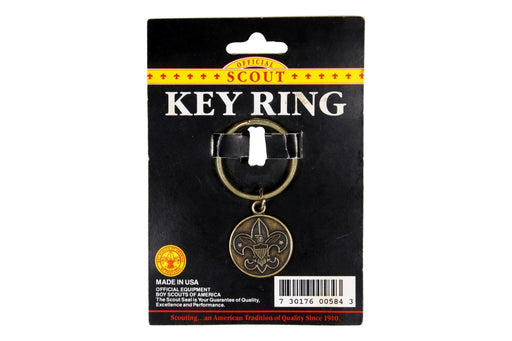 Scout Key Ring Official