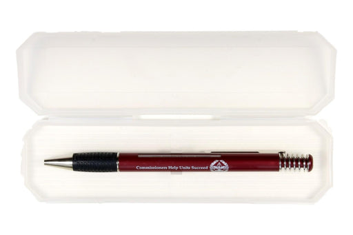 Commissioner Pen in Presentation Box