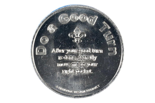 Good Turn Coin - Aluminum