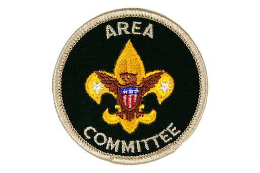 Area Committee Patch