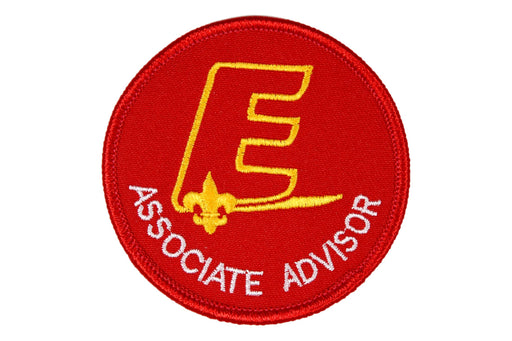 Associate Advisor Patch New Style E
