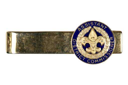 Assistant District Commissioner Tie Bar
