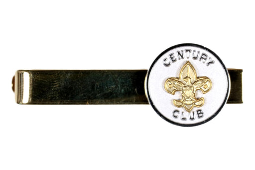 Century Club Tie Bar