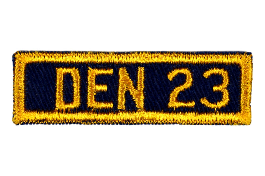 Den 23 Patch