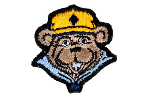 Baloo Sticker Patch Embroidered