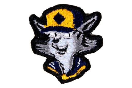 Akela Sticker Patch Embroidered