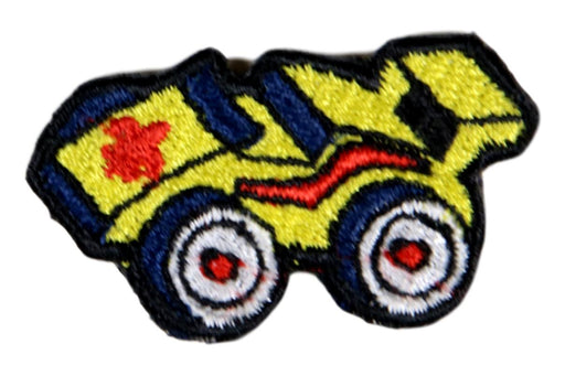 Award - Cub Scout Pinewood Derby Pin