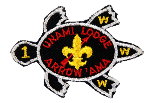 Lodge 1 Patch eX19xx-1