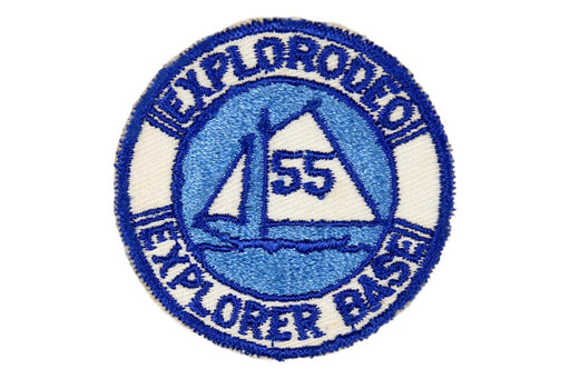 1955  Explorado Explorer Base Patch