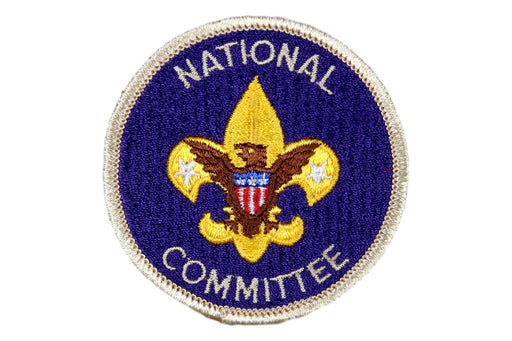 National Committee Patch