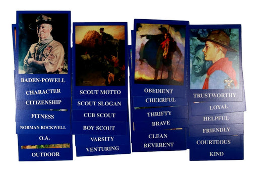 Norman Rockwell Trading Cards Set