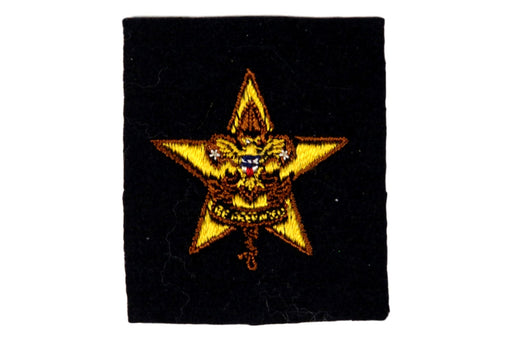 Star Rank Patch 9C