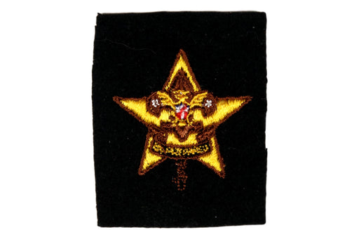Sea Scout Star Rank Patch 10C