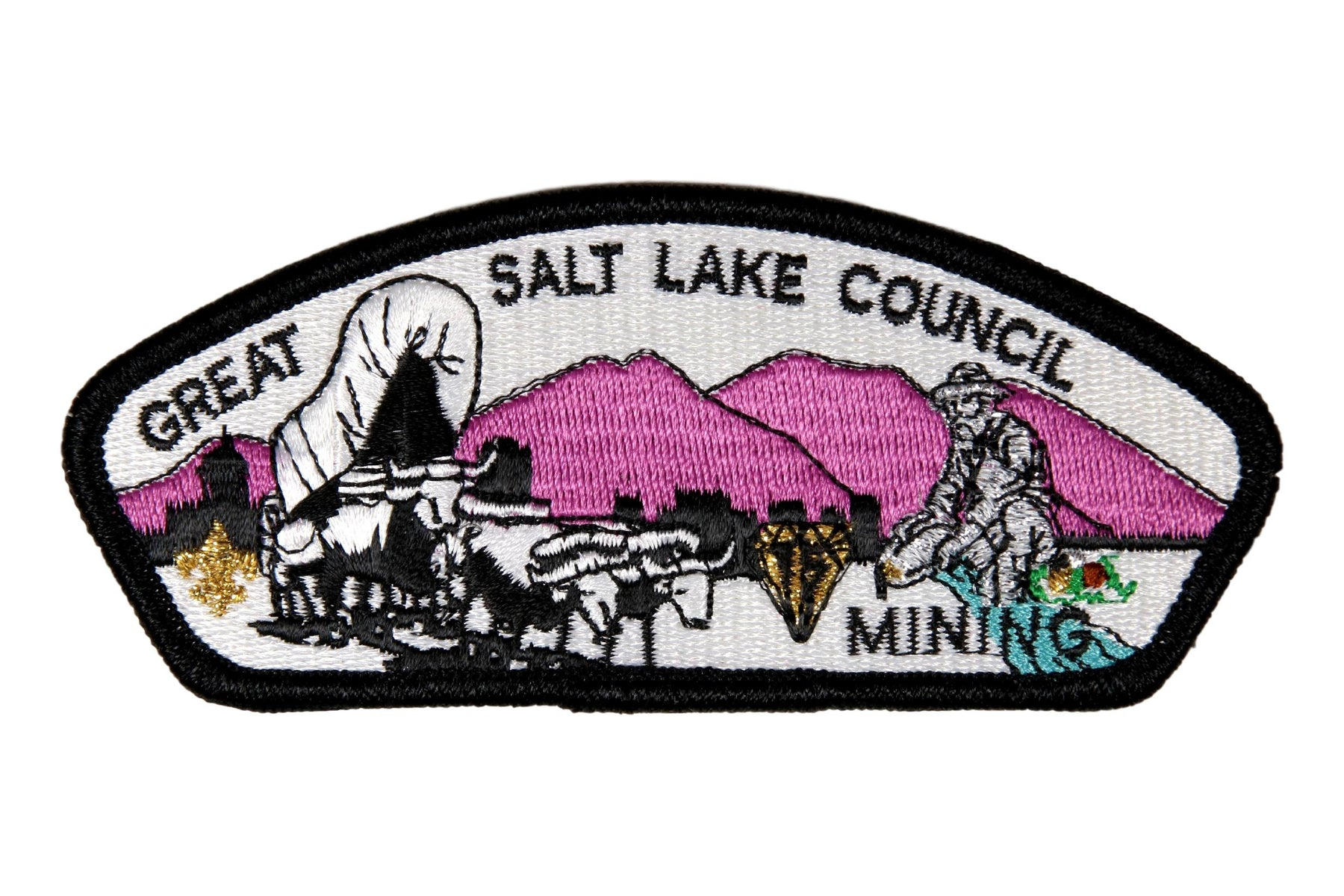 Great Salt Lake CSP SA-25