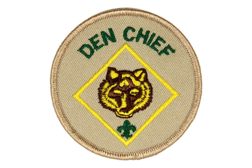Den Chief Patch