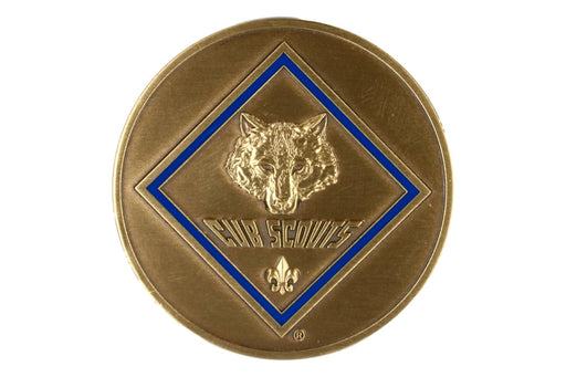 Den Leader Engraveable Coin