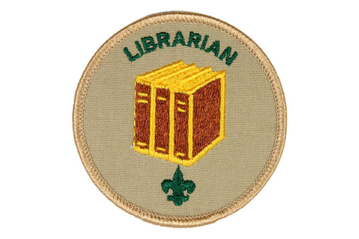 Librarian Patch