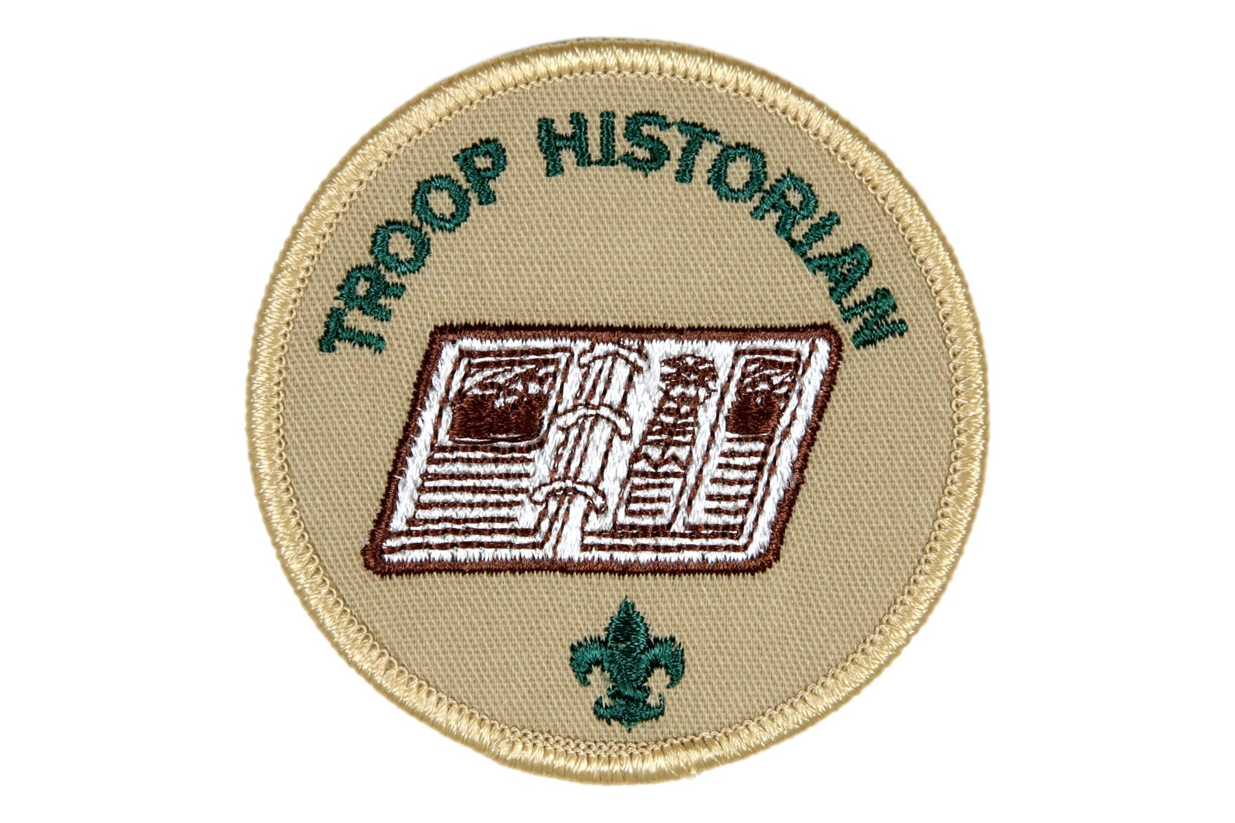 Troop Historian Patch