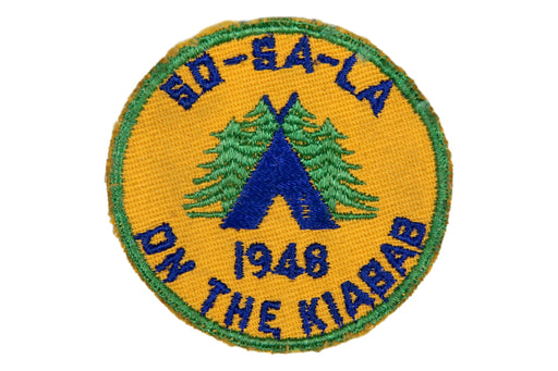 1948 On The Kiabab Patch