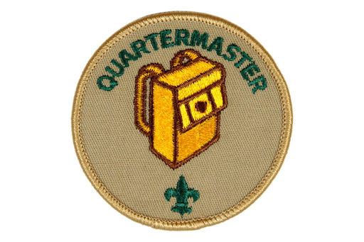 Quartermaster Patch