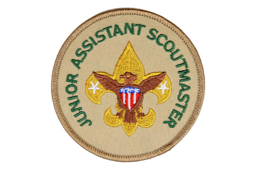 Junior Assistant Scoutmaster Patch