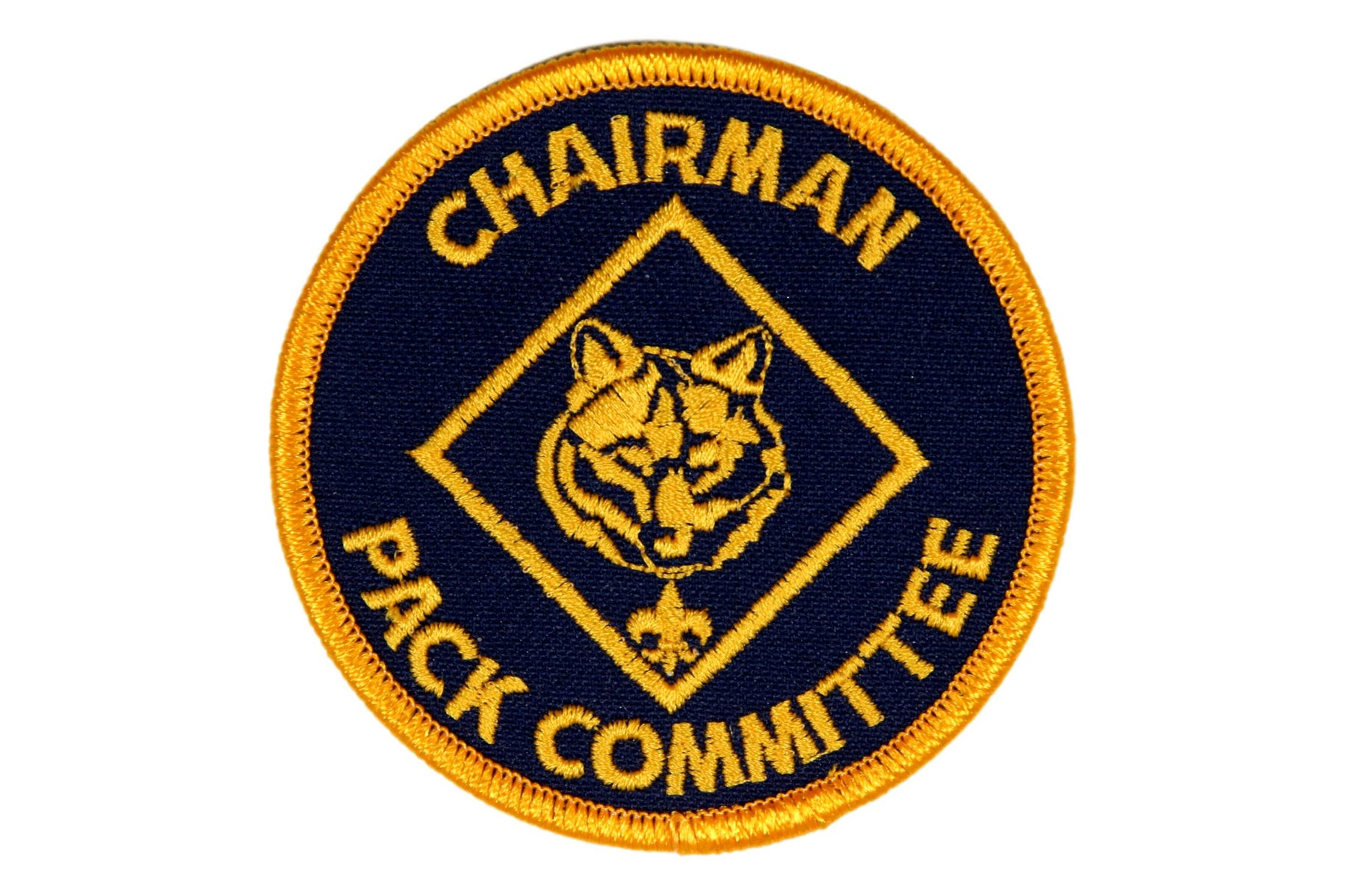 Pack Committee Chairman Patch