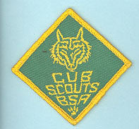 Assistant Cubmaster Patch 1950's