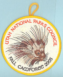 2005 Fall Camporee Patch