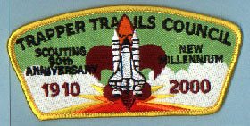 Trapper Trails CSP SA-16