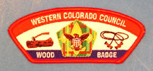 Western Colorado CSP SA-? Woodbadge