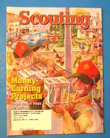 Scouting Magazine Oct 1999