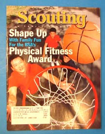 Scouting Magazine November-December 2002