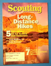 Scouting Magazine March-April 2002