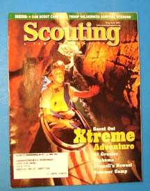 Scouting Magazine May-June 2001