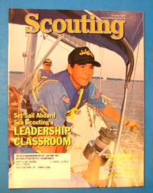 Scouting Magazine October 2000