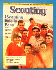 Scouting Magazine September 2001
