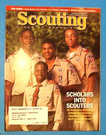 Scouting Magazine January-February 2001