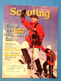 Scouting Magazine November-December 2004